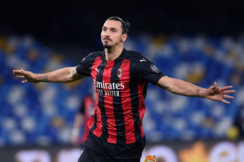 Zlatan Ibrahimovic is proving that age is just a number