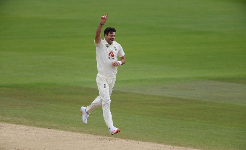 James Anderson is one of the most successful fast bowlers in the history of cricket