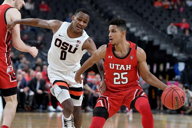 Utah v Oregon State