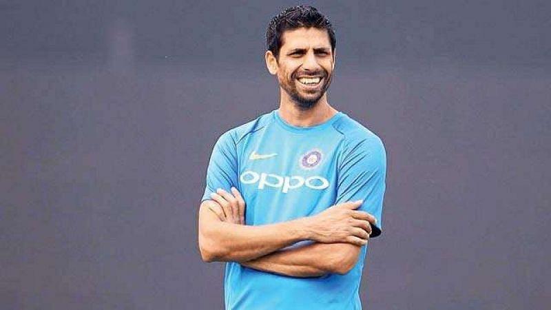 Ashish Nehra retired from international cricket in 2017
