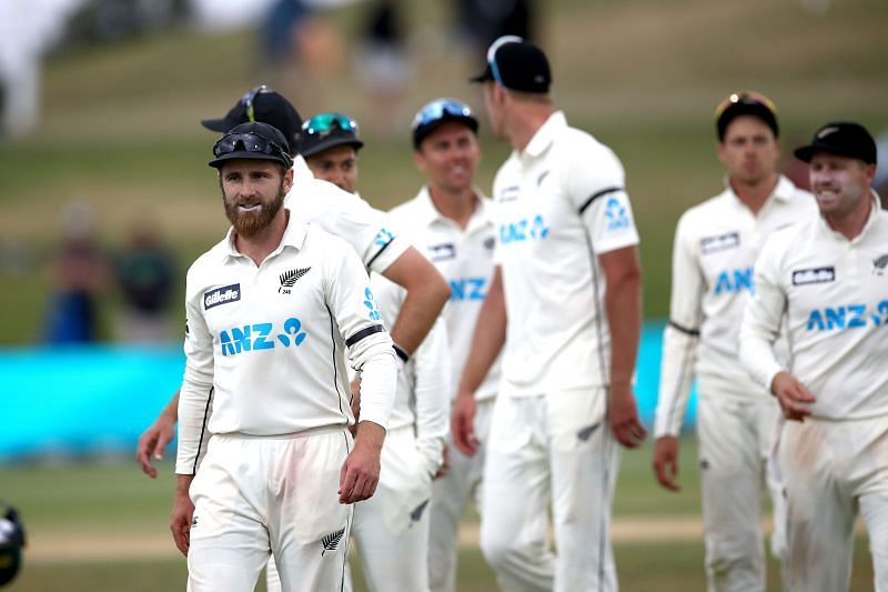 New Zealand beat Pakistan in the first Test with 27 balls to spare