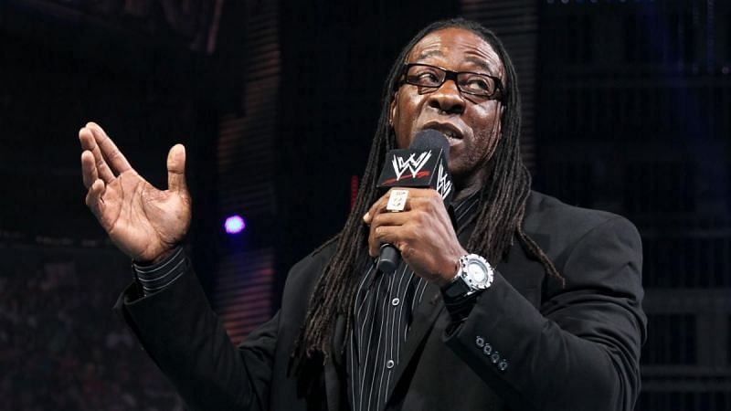 Booker T had lost his passion for wrestling in 2005