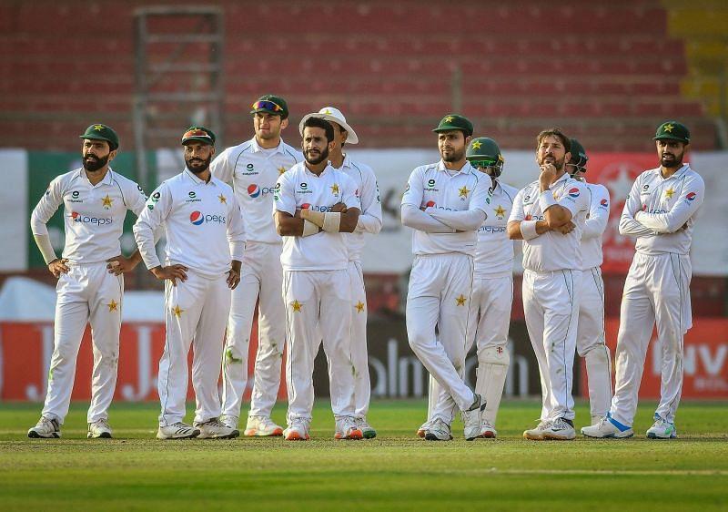 Pakistan Team (Photo - PCB)