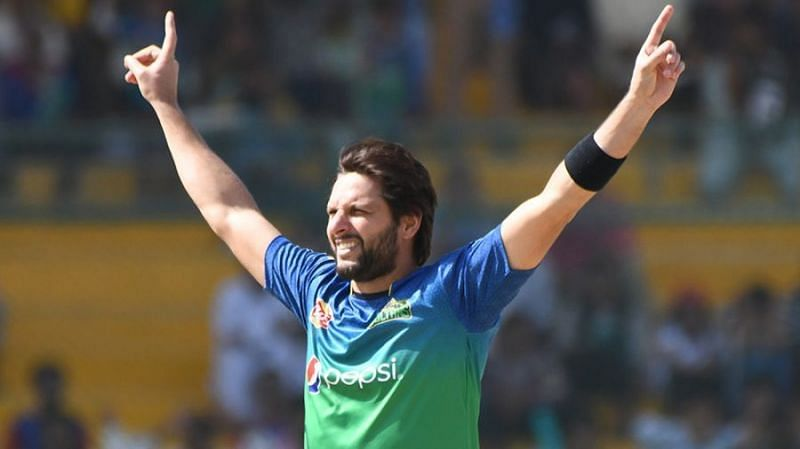 Former Pakistan captain Shahid Afridi is the icon player for the Qalandars in the Abu Dhabi T10 2021