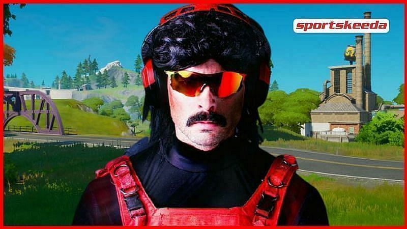 Dr Disrespect has claimed he never received an explanation behind his Twitch ban (Image via Sportskeeda)