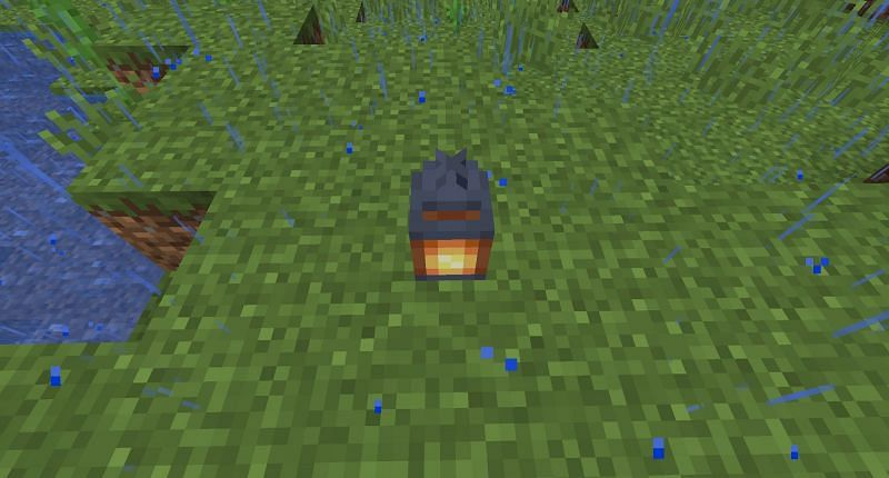 One great way to light up your base is by crafting a Lantern