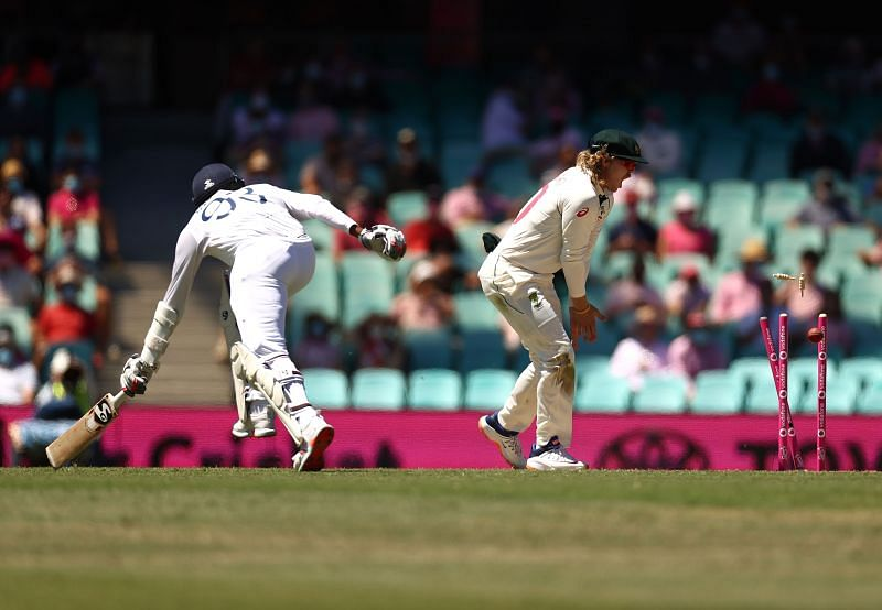 Team India have never won a Test match after having three players run-out in a single innings.