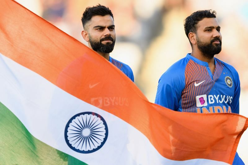 Virat Kohli and Rohit Sharma are the Indian cricket team