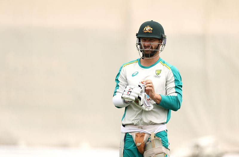 Matthew Wade could open the innings for Australia instead of Will Pucovski in Brisbane
