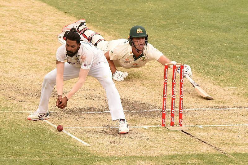 Australia v India: 4th Test: Day 4