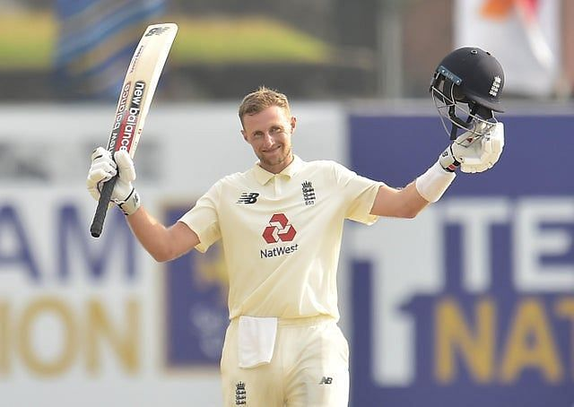 Joe Root has racked up a whopping 415 runs across three outings