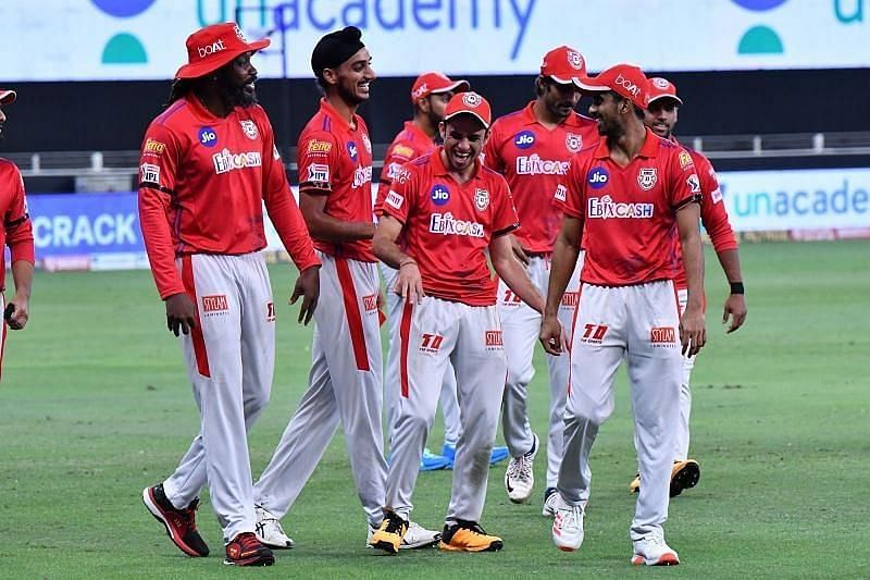 The Punjab Kings missed out on a place in the top four last year.