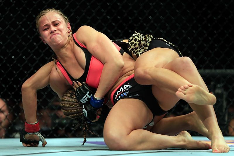 Paige VanZant recently joined Bare Knuckle Fighting Championship