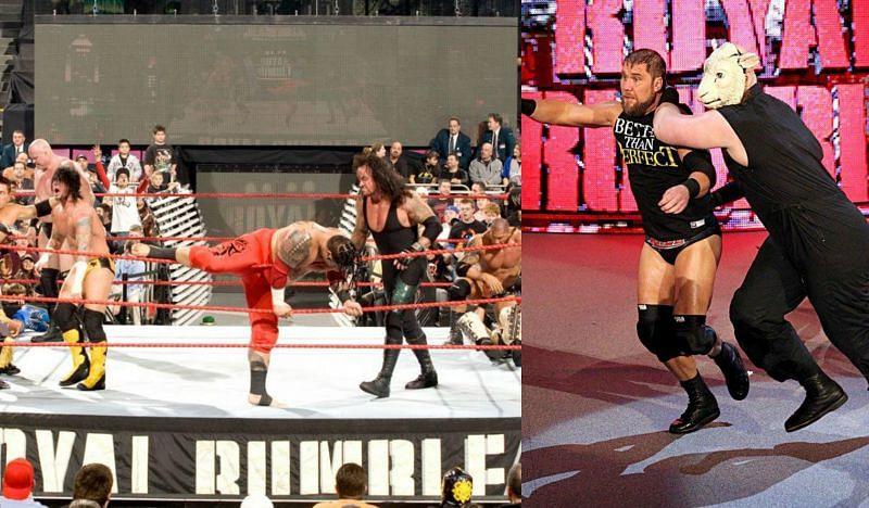 यह फेमस सुपरस्टार्स कभी भी Royal Rumble मैच से एलिमिनेट ही नहीं हुए