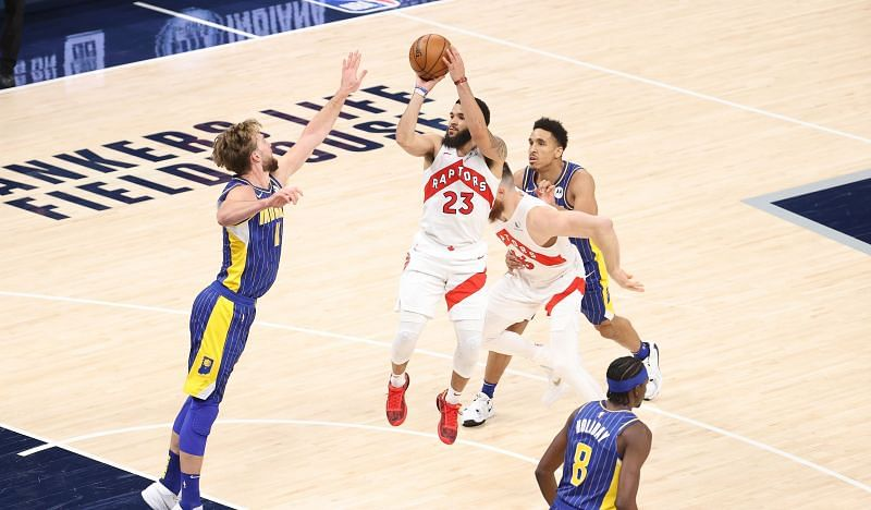 Toronto Raptors vs Indiana Pacers