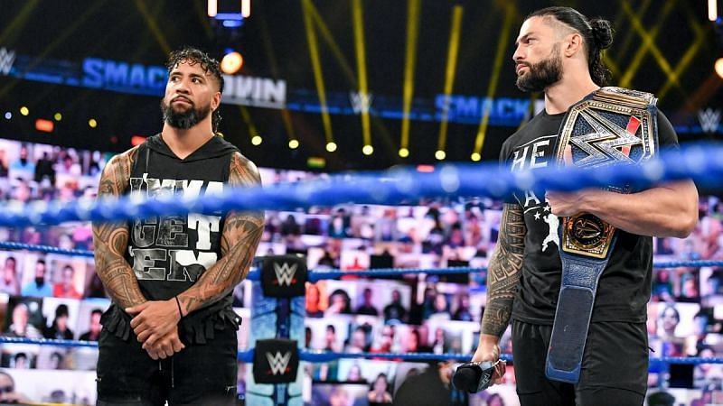 Roman Reigns might want to end this feud at Royal Rumble 2021