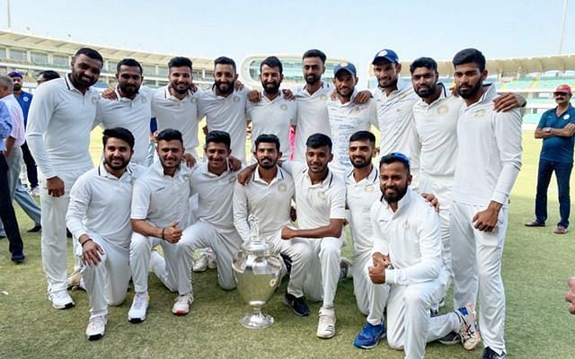The Ranji Trophy will not be held this season