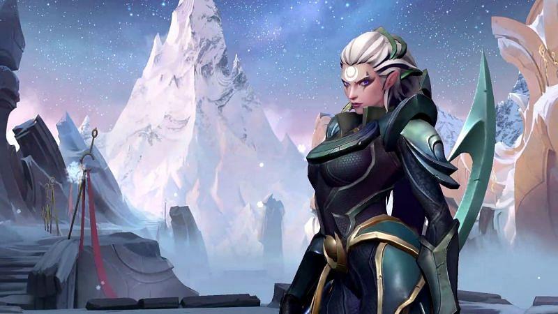 Diana di Wild Rift (Gambar melalui Riot Games)