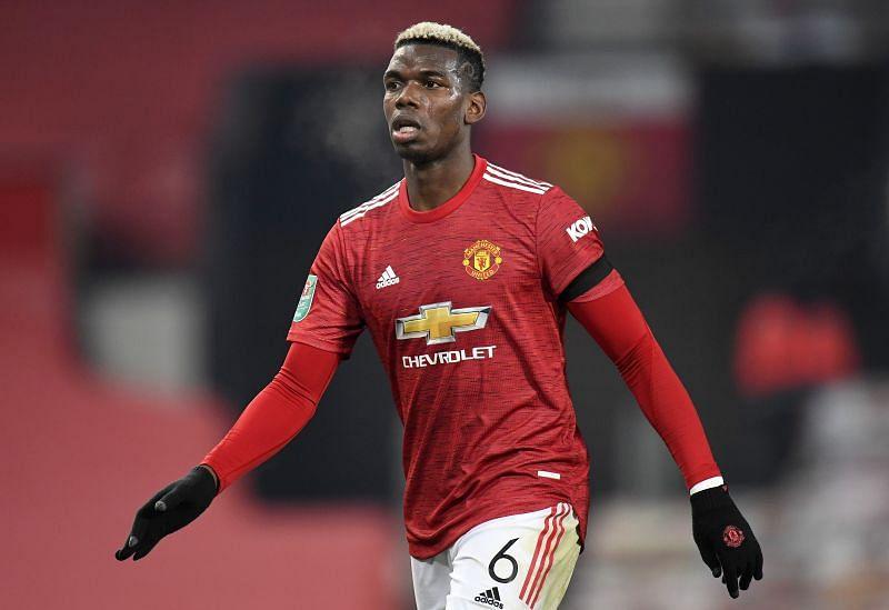 Paul Pogba has struggled at Manchester United
