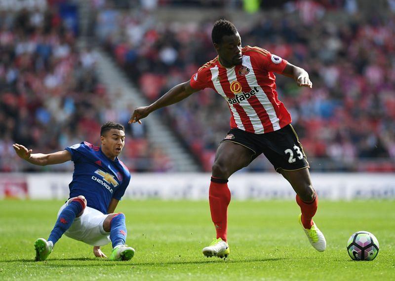 Former Sunderland man Lamine Kone may return to action on Wednesday