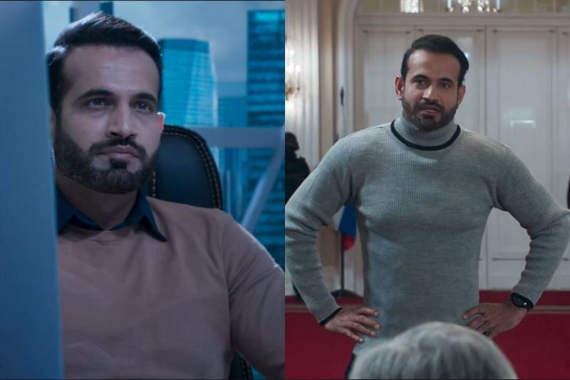 Irfan Pathan will play an Interpol Officer
