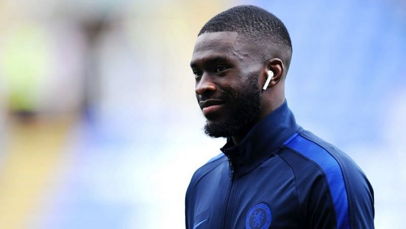 Fikayo Tomori joined AC Milan on loan with an option to buy.