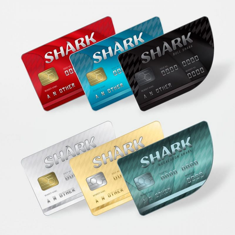 Shark Cards are a controversial feature in GTA Online (Image via the Rockstar Warehouse)