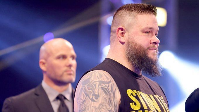 Kevin Owens is done with Jey Uso and his antics