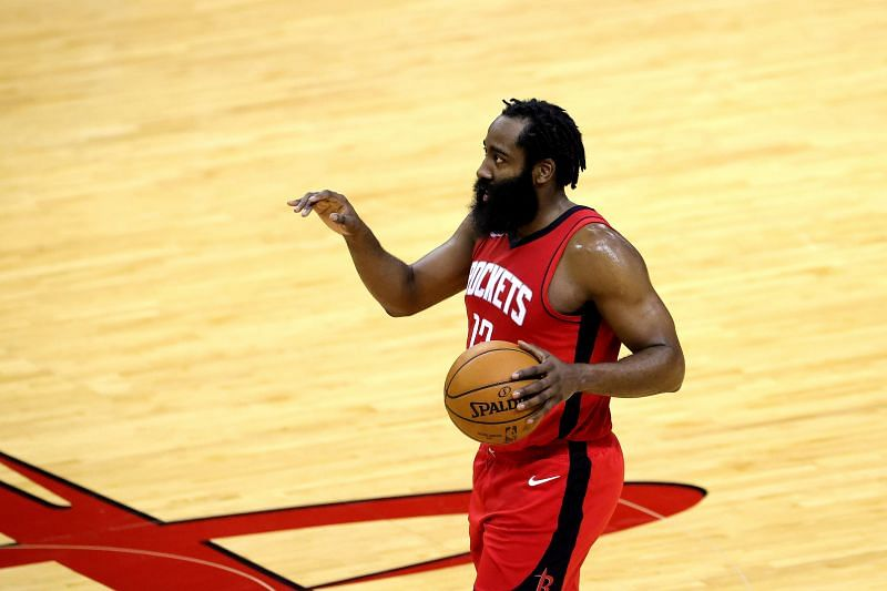 James Harden delivered an explosive interview after the Houston Rockets