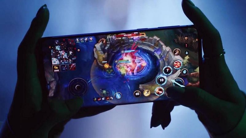 Image via Riot Games - Wild Rift