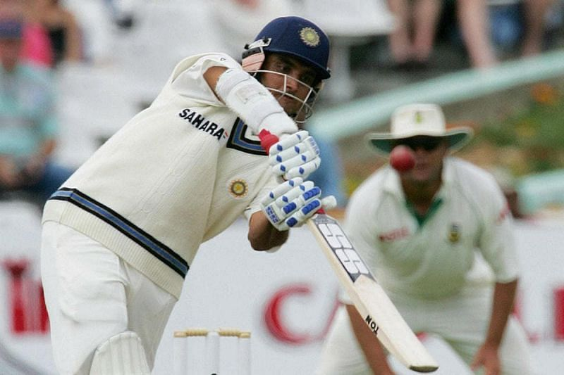 Sourav Ganguly is 7th on the list of India