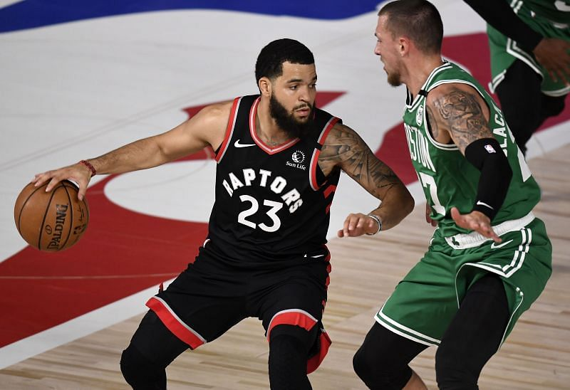 Toronto Raptors v Boston Celtics - Game Three