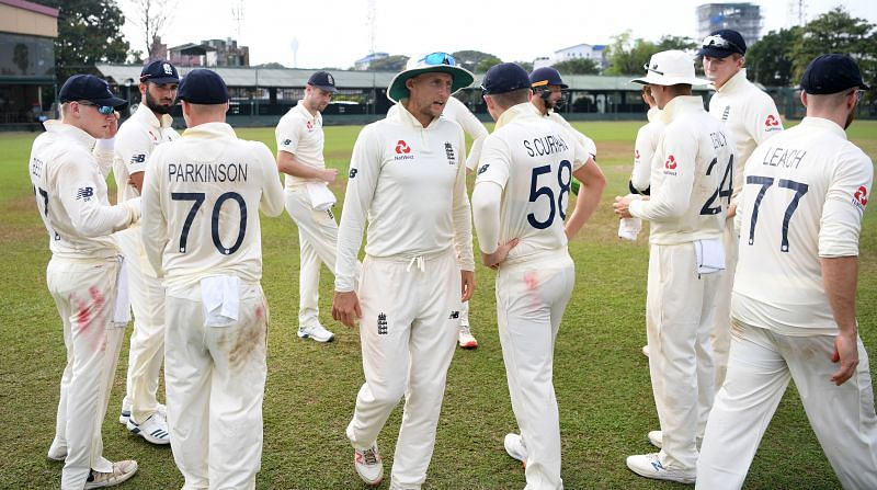 England played a tour match in Sri Lanka in January before the tour was abandoned