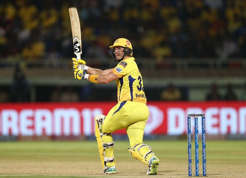 Shane Watson scored a century for the Chennai Super Kings in IPL 2018 Final