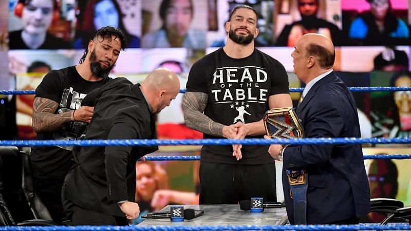 6 Things WWE subtly told us on SmackDown: Superstar to turn heel and join Roman Reigns' faction, Popular star to finally get pushed after five months?