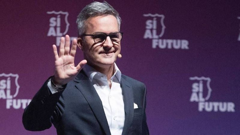 Victor Font is one of the many candidates for the Barcelona president job