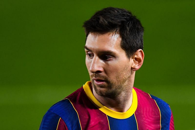 Lionel Messi has five months left on his Barcelona contract.