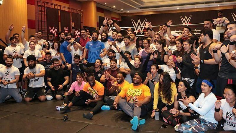 WWE सुपरस्टार