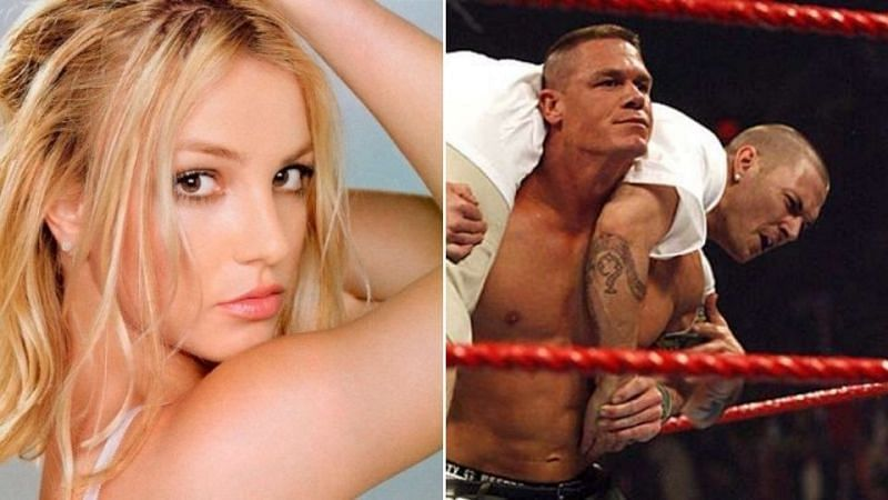 WWE was hoping for an appearance from Britney Spears after Kevin Federline