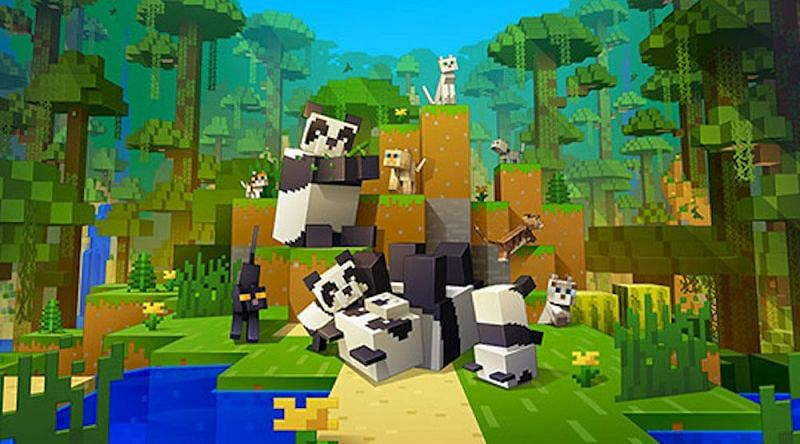 Minecraft servers are a great place to meet new friends and make awesome memories (Image via minecraft.net)
