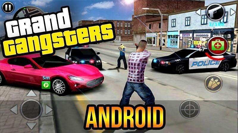 Grand Gangsters 3D (Image via Pinterest)