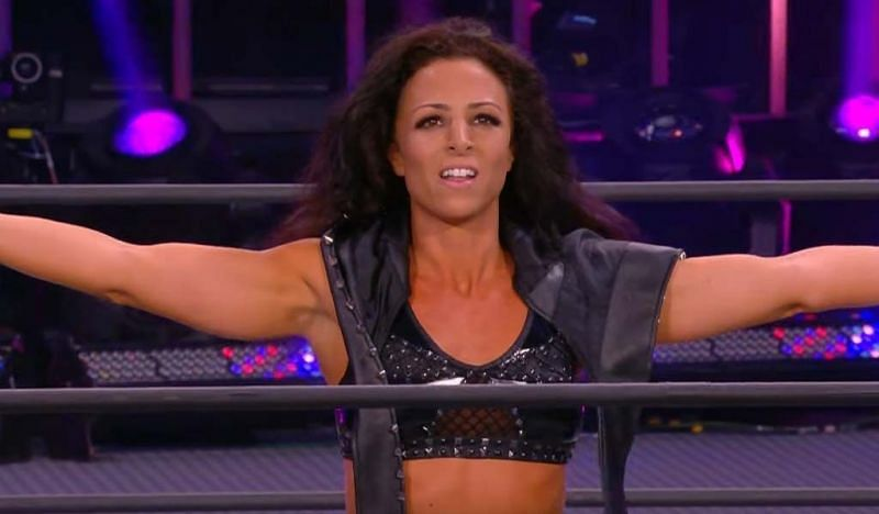Serena Deeb was a surprising addition to the roster in late 2020.
