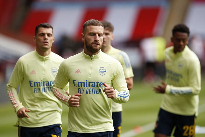 Shkodran Mustafi is likely to leave Arsenal this month