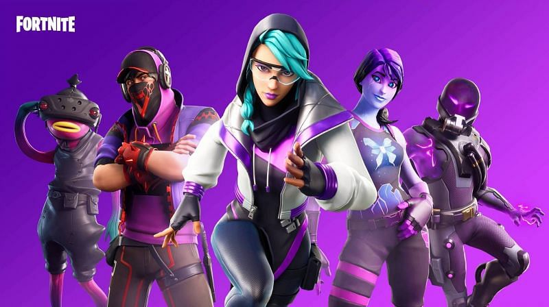 """800 V-Bucks outfits are collectively called """"Tryhard outfits"""" in the Fortnite community (Image via Epic Games)"""