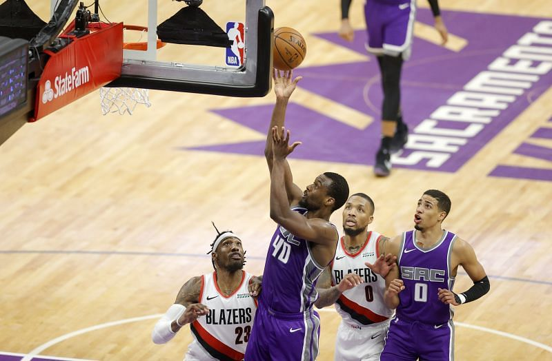 Portland Trail Blazers vs Sacramento Kings