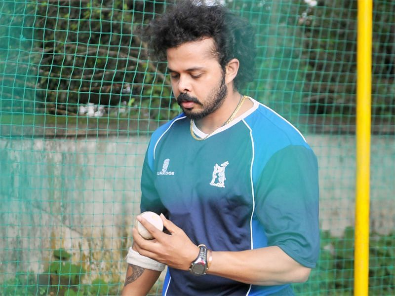 Sreesanth is all set to return to cricket. Image: Times of India