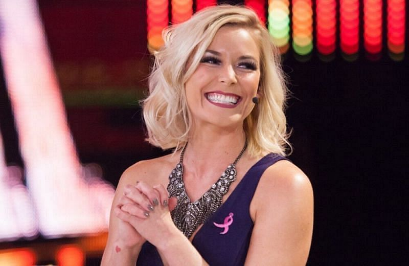 Renee Paquette was a regular face in WWE for years