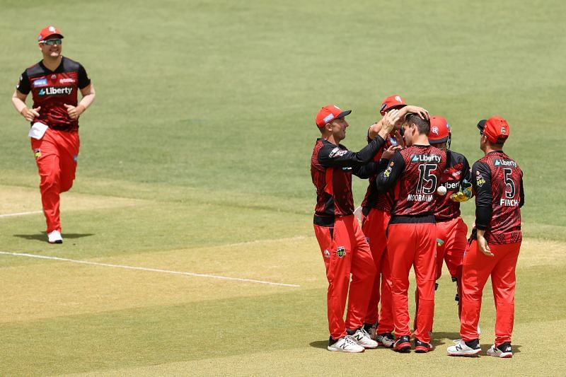 Melbourne Renegades are at the bottom of the points table.
