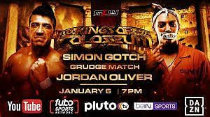 Jordan Oliver speaks on his upcoming match with Simon Gotch at MLW
