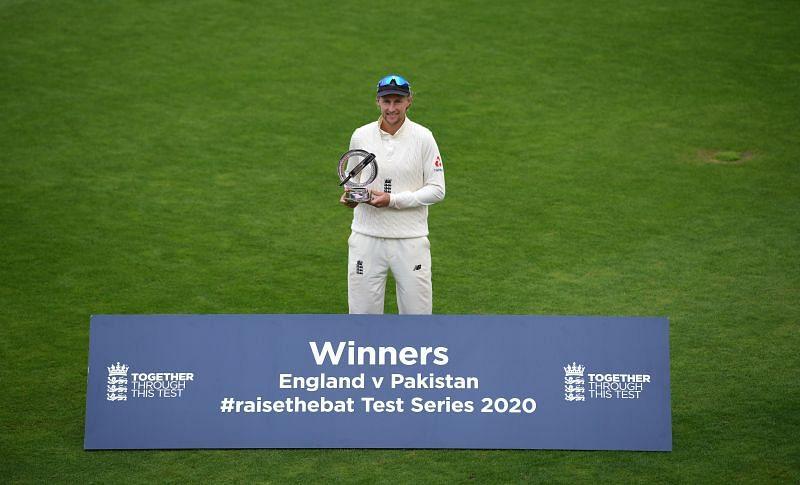 England will look to follow Joe Root